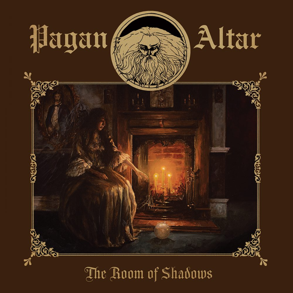 Pagan Altar The Room Of Shadows Cd Temple Of Mystery