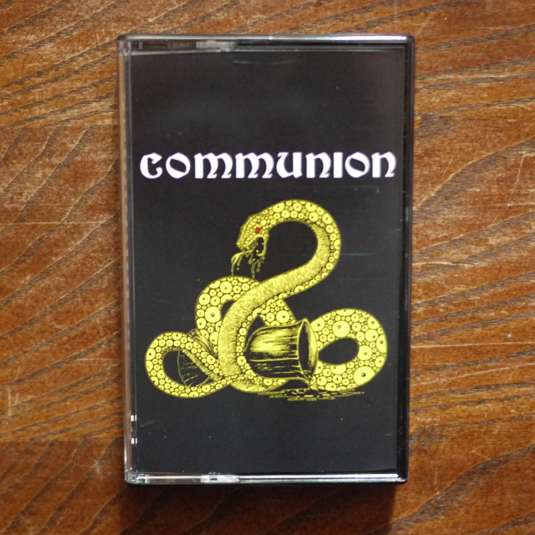 Communion S T Mlp Cassette Temple Of Mystery Records
