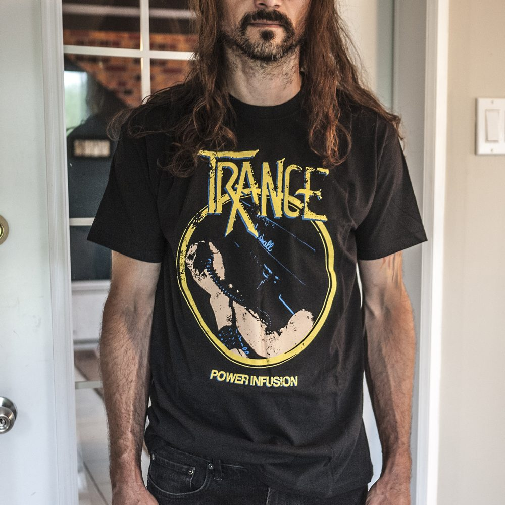 Trance Power Infusion T Shirt Large Temple Of